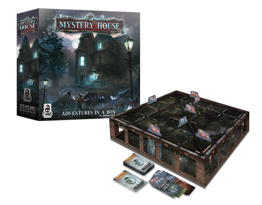 Mystery House : Adventures in a Box